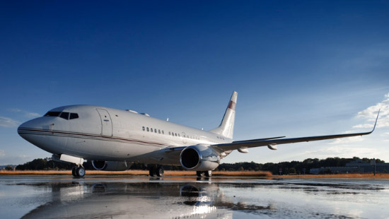 BOEING BUSINESS JET  Vipairliners Charter From Starflight Aviation VIP Fli