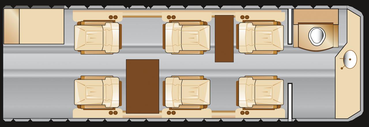 PHENOM 300  Midsizedjets Charter From Starflight Aviation VIP Flight Mana